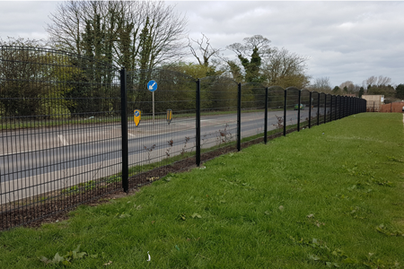 Essington Cemetery Official Opening Set for 11th April